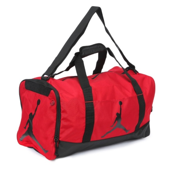 10665ea93f93fe Jordan Air Nike Duffel Gym Bag